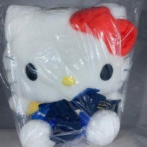 "Hello Kitty Precialiy special plush  12"""